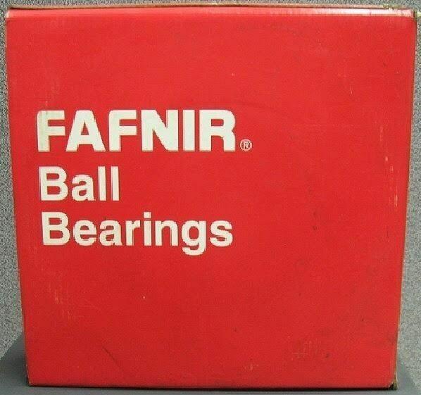 FAFNIR 4312S THRUST BALL BEARING