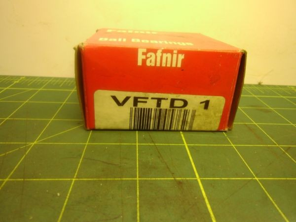 FAFNIR FVD1 FLANGE UNIT BALL BEARING # J54523