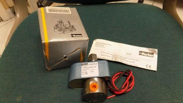 NEW PARKER 71395SN1EVJ1M2J011C2 FLUID CONTROL DIV 24V DC