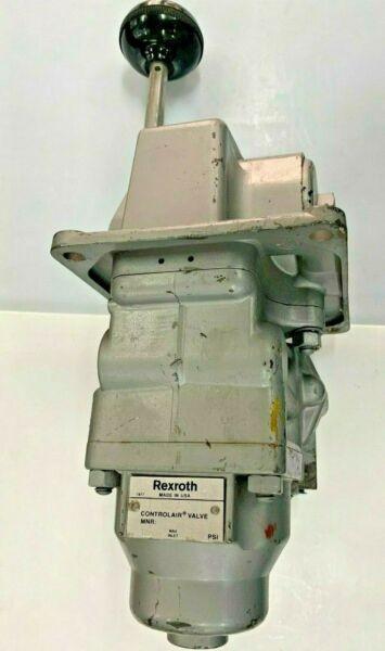 R431002838 REXROTH  HC-2-X  P-50975-4 CONTROLAIR VALVE 0-150 psi