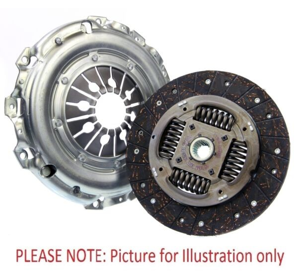 Exedy MBK2128 Transmission 3 Piece Clutch Kit With Bearing Mitsubishi Canter