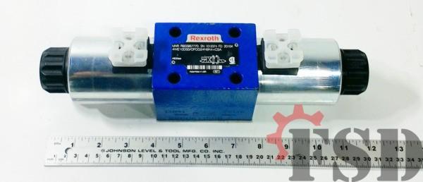 Rexroth 4WE-10-D33/CG24N9K4 Directional Control Valve