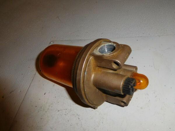 Schrader/Parker 3584-1000 Pneumatic Lubricator 1/2