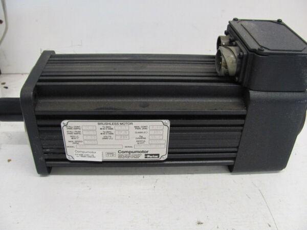 PARKER ZXF620-240V-25 COMPUMOTOR BRUSHLESS MOTOR 3700RPM 230V
