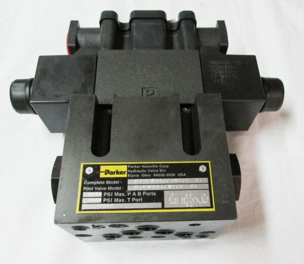 Parker Solenoid Valve D31VW008C1NYCF