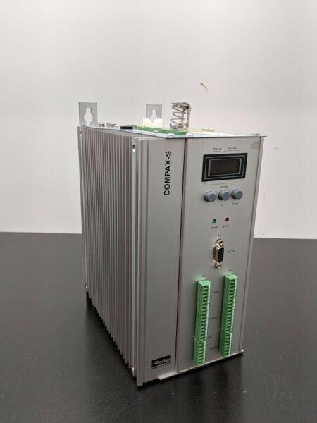 Parker COMPAX-S Compaxs Servo Lineal Transmisión de Motor Controlador