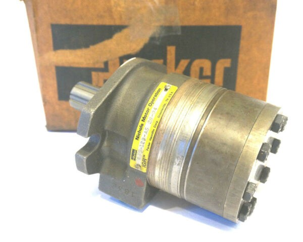 NEW PARKER 041-129-AS HYDRAULIC MOTOR 041129AS