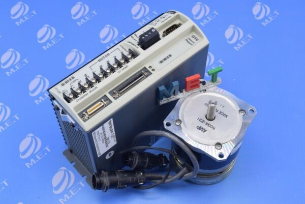 PARKER GEMINI-STEPPER DRIVER MOTOR SET GT6-L5 S83-62-M0 GT6 Expedited shipping