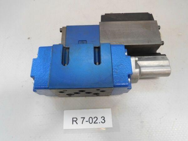 Proportional Valve Rexroth 4WRP H6CB02L-20/ G24Z4/M + 4WRL 10W-805-3X/G24 24/M