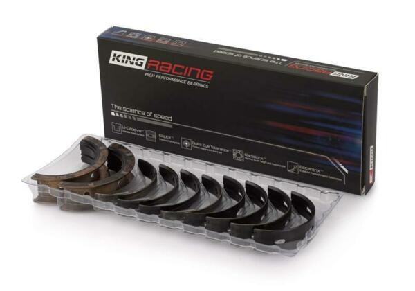 King Engine Bearings Main Bearings, Tri-Metal Performance MB5304XP0.5