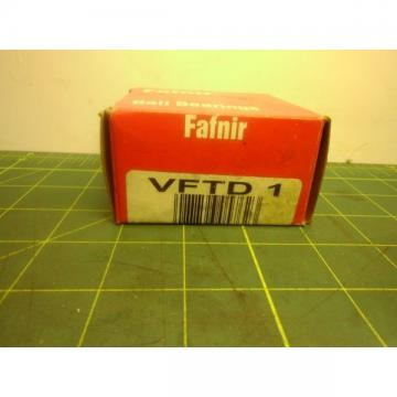 FAFNIR FVD1 FLANGE UNIT BALL BEARING # J54523