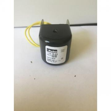Parker Solenoid Coil G-23 24 Volts , 9 Watts