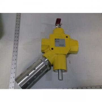 "PARKER LVCNCB EMERGENCY 2"" LOCKOUT SHUTOFF VALVE WITH SILENCER 2S200MC"