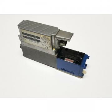 Bosch Rexroth 4WRPEH 6 C3 B04P-2X/G24K0/A Hydraulic Valve w/ Feedback
