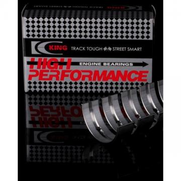 Chevy SB 265 283 302 327 King RACE Performance Rod Bearing Set w/Dowel +10