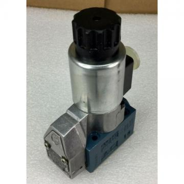 REXROTH R900570252 M-3SEW6C35/420MG96N9K4 DIRECTIONAL VALVE 96VDC 30W NEW