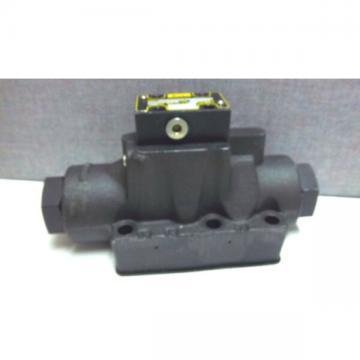 PARKER DIRECTIONAL CONTROL VALVE D6P9C2N 60 NEW D6P9C2N