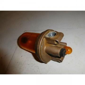 """Schrader/Parker 3584-1000 Pneumatic Lubricator 1/2""""NPT"""
