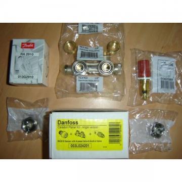 DANFOSS CARADON 003L024201 PLANAR KIT. RA2910 SENSOR & ANGLED RADIATOR VALVE TRV