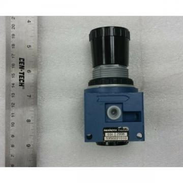 Rexroth Pressure Regulator 5350221010