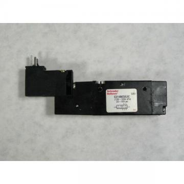 Parker C310BC553C Solenoid Valve 20-150PSI 120V 60Hz  USED