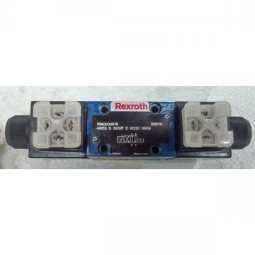 4WE6D62/OFEW230N9K4 REXROTH R983030878 Direction Control Valve Aventics Bosch