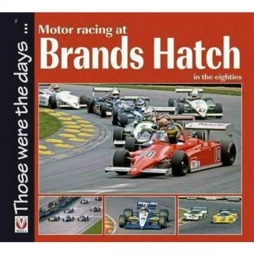 Motor Racing At Brands Hatch in the Eighties by Chas Parker (English) Paperback