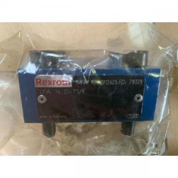 Rexroth hydraulics overpressure valve LFA 16 D-71/F - LFA16D-71/F - LFA16D71F