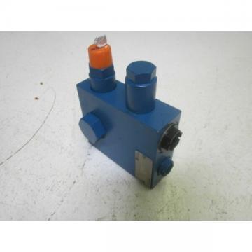 REXROTH HYDRAULICS MHB 10 SFM10/00U200T15V15 *USED*