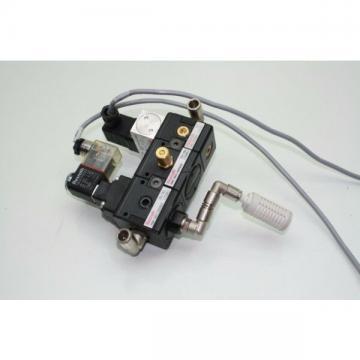 Rexroth 0821300922 Pneumatisches Ventil Manifold/Montage/Auspuff/Solenoid