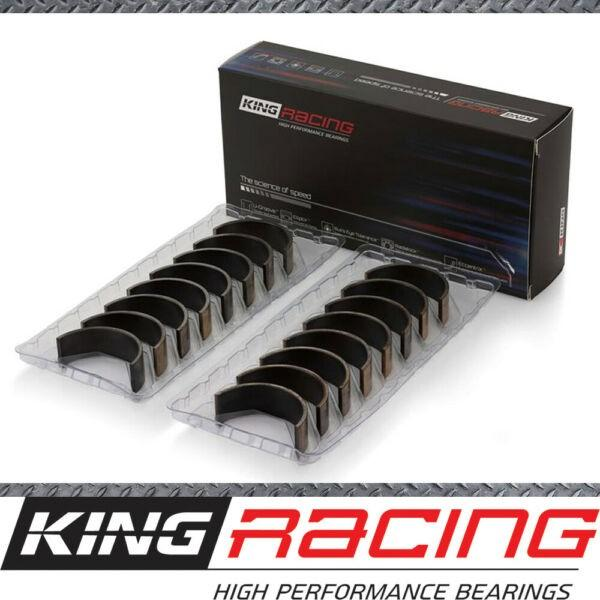 King Racing +030 Set of 8 Conrod Bearings suits Chevrolet LS Performance #1 image